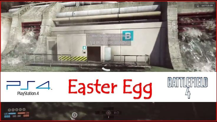 PS4 - Battlefield 4 - Easter Egg - Lumpini Garden - Battlefield 1942 Radio
