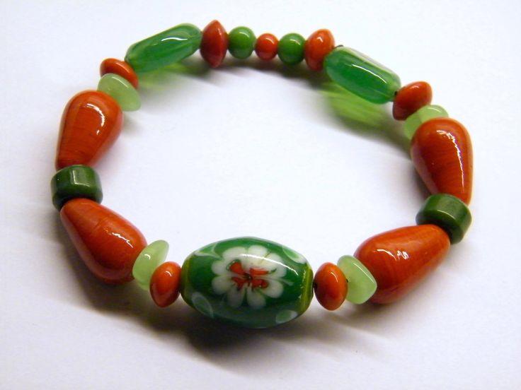Bijoux bracelet rouge