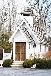 cool tiny church