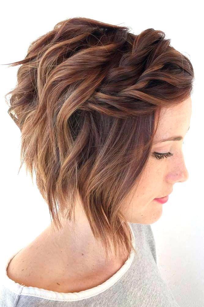 Quick Messy Updo For Short Hair Short Hair Styles Short Hair Updo Medium Hair Styles