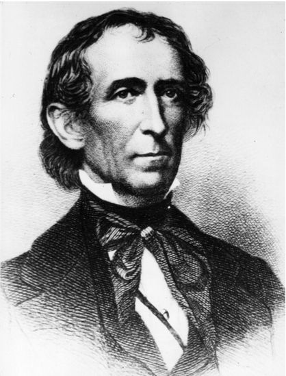 John Tyler   Sexy U.S. Presidents: Would You Hit It Or Quit It?