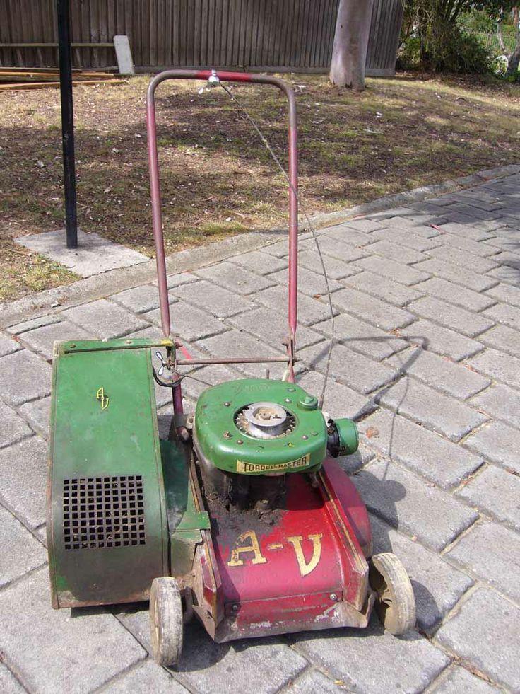 Vintage Snapper Push Mowers