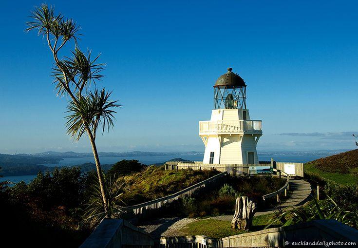Awhitu Lighthouse, Manukau Heads