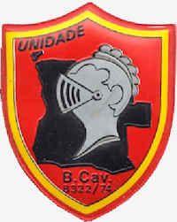 1ª Companhia do Batalhão de Cavalaria 8322/74 Saurimo Angola