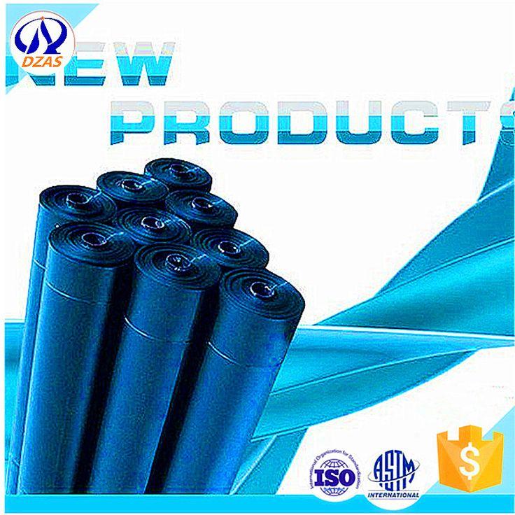 Utilisé pour étang doublure Lisse et Texturé ASTM 0.5mm 1.0mm PEHD Géomembrane PVC doublure échantillon