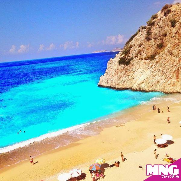 Kaputaş Plajı, Kaş-Antalya (Likya Turları) #mngturizm #tatiliste #kültürturları #ege #kaş #antalya #plaj #beach #travel