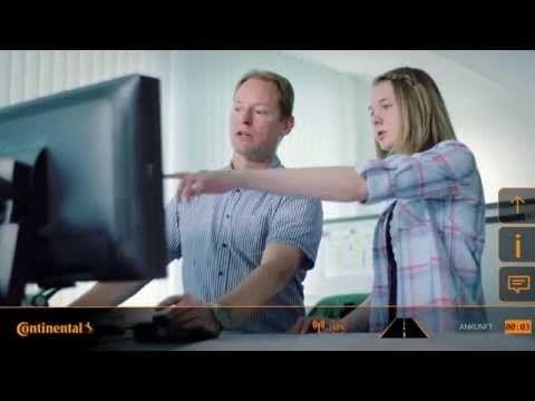Ausbildung und duales Studium bei Continental - Imagefilm - YouTube
