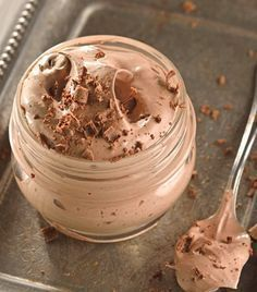 "Aprende a preparar un delicioso ""Mousse de chocolate"""