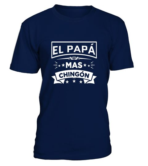 """# El Papa Mas Chingon Funny Spanish T Shirt Tee II .  Special Offer, not available in shops      Comes in a variety of styles and colours      Buy yours now before it is too late!      Secured payment via Visa / Mastercard / Amex / PayPal      How to place an order            Choose the model from the drop-down menu      Click on """"Buy it now""""      Choose the size and the quantity      Add your delivery address and bank details      And that's it!      Tags: Tshirt for Dad, The grandfather…"""