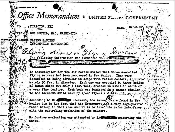 Why So Many People Are Reading This Old FBI Memo About