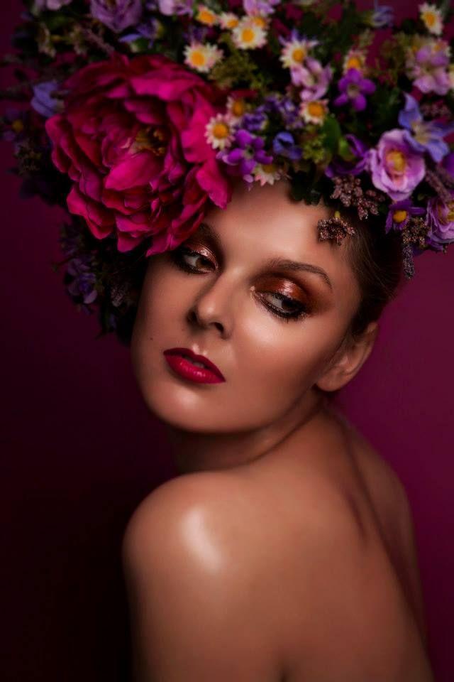 Photography: Magdalena Garstka, Make up: Magda Madaj photography & make-up, #makeup