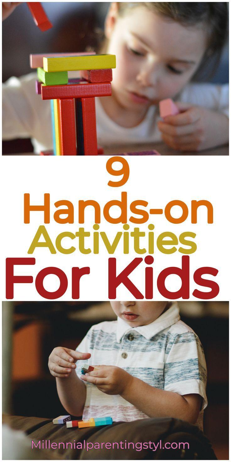 9 praktische Aktivitäten für Kinder. Wenn Sie auf der Suche nach interessanten Aktivitäten für … – Toddler Activities