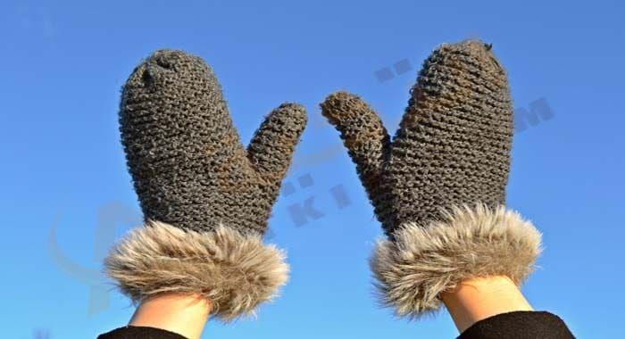 تفسير حلم رؤية القفاز في المنام معنى القفاز الأبيض في الحلم للعزباء والمتزوجة والحامل والرجل دلالات القفازات السوداء ر Cold Weather Hacks Gloves Nail Biting