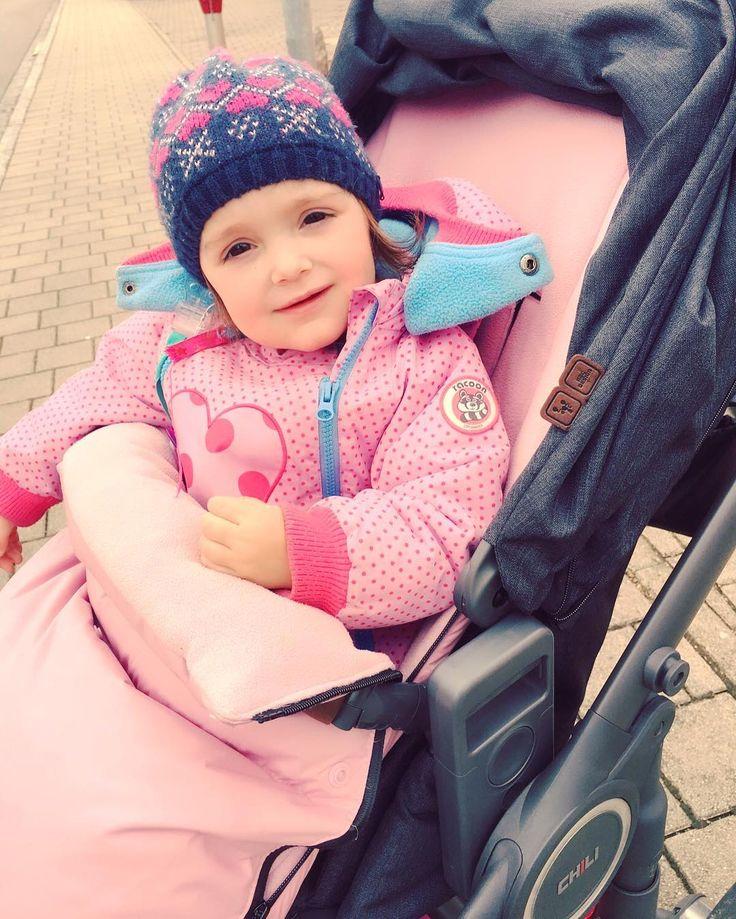 Thanks @stephilammel #abcdesign #thinkbaby #chili #abcdesign_chili #babygirl #pink #pinkgirl #outandabout #familylife #kinderwagen #pram #stroller #pushchair #instababy
