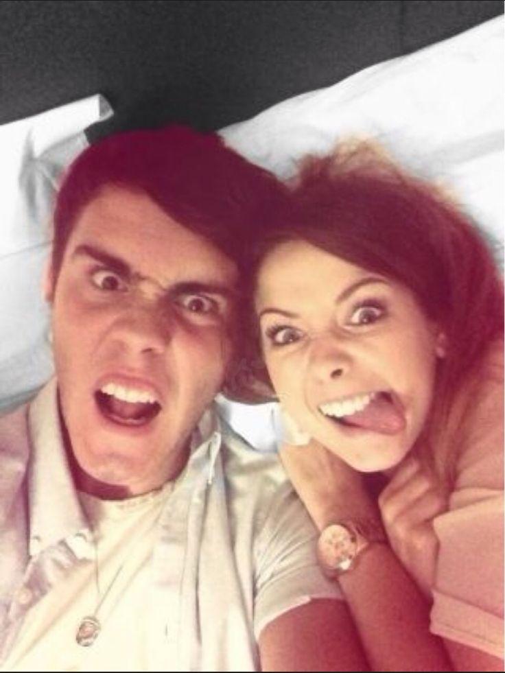 Alfie Deyes & Zoe Sugg