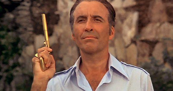 Scaramanga -- The Man with the Golden Gun