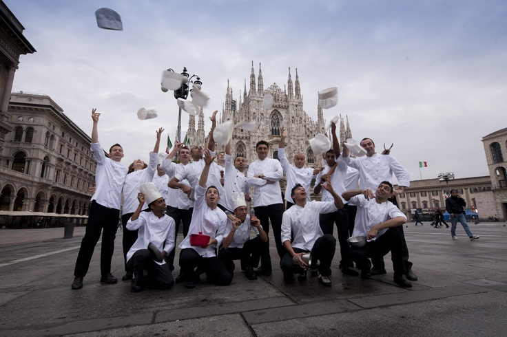 We are proud and excited to announce that Andrea Aprea and Restaurant VUN have been awarded the #Michelin Star… the only new star awarded in Milan in 2013!