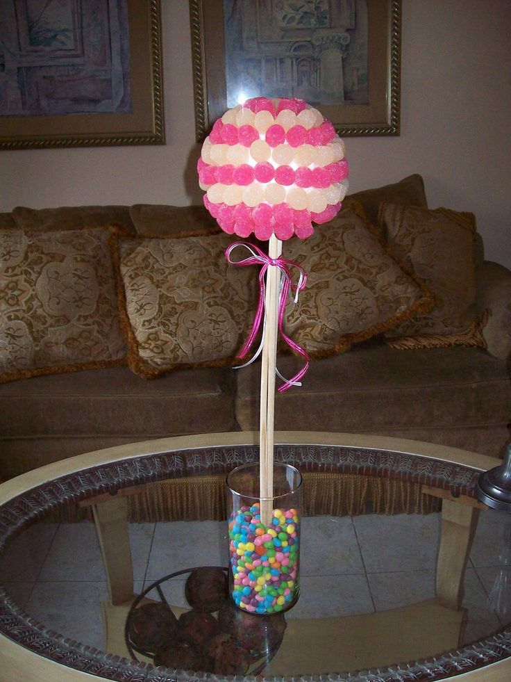 17 best images about quincenera plans on pinterest candy - Decoracion para san valentin ...