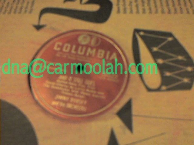 """jimmy dorsey and his orchestra from it's a great feeling """"And It Still Goes"""" """"Fiddle Dee Dee"""" columbia 38523 vinyl music records for sale moderate fox trot-novelty vocal chorus by claire hogan and boys in band vocal chorus by larry noble and the swantones with helen carroll NM Near Mint"""