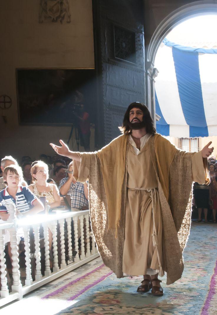 Santo Tomás llega de las Indias #MisteridElx Foto: Sixto Marco