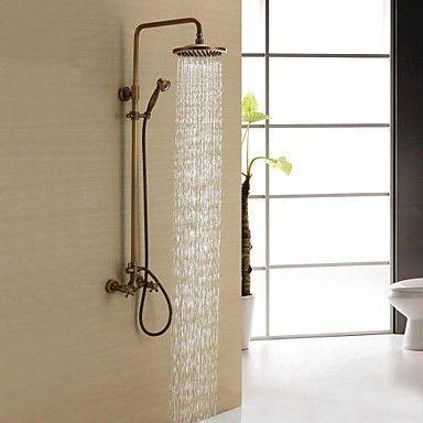 Die besten 25+ Duscharmatur Ideen auf Pinterest | Duschsysteme ...