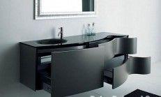 Çok Kullanışlı Banyo Lavabo Dolabı Tasarımları