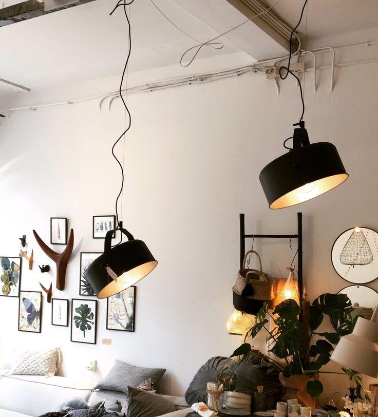 @goods4home Dat zijn nog eens gave lampen! New in! #goods4home #haverstraatpassage #enschede #ookonline