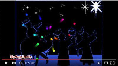 Burbujolandia: Villancicos Los Reyes Magos