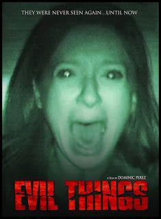 """ELESSANDRO ALTERNATIVO: FILME FATOS ESTRANHOS """"EVIL THINGS"""""""