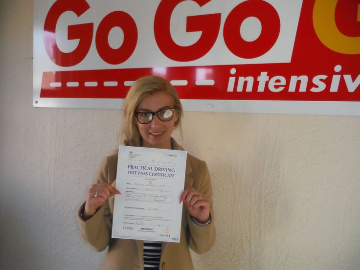 Congratulations to Daniella Willmott who passed her practical test with only 2 faults. Daniella attended our intensive driving course where we fast track your practical test and pre book your theory test saving months of waiting. To check out how she did it click here www.gogogointensive.com This has to be the fastest way to get a driving licence