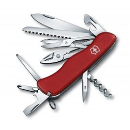Canivete Hercules Victorinox Vermelho