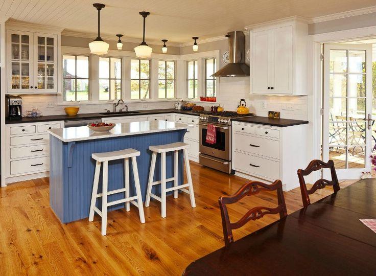 Holly Ridge Farmhouse SALA Architects - http://hookedonhouses.net/2017/08/03/holly-ridge-farmhouse-wisconsin/