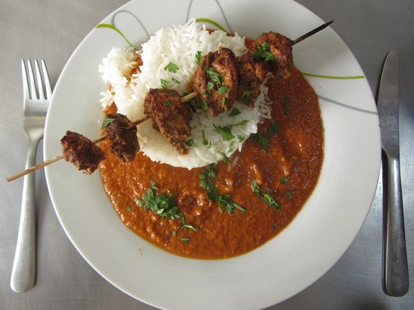 Lamb Tikka Masala is a great dish to serve at any special occasion or in your get together. First tikka is prepared then it added in prepared masala. You can serve it with rice as well. Ingredients Mutton or undercut boneless ½ kg 1 inch cubes Ginger garlic 2 tbsp Lemon juice 2 tbsp Hung curd ½ cup Raw papaya 1 ½ tbsp Brown onion 3 tbsp Garam masala powder 1 tsp Salt 1 tsp Chili powder 1 tsp Tikka kabab masala 2 tbsp Ingredients for Masala Oil ¼ cup Mustard seeds ½ tsp Onion seeds ½ tsp…
