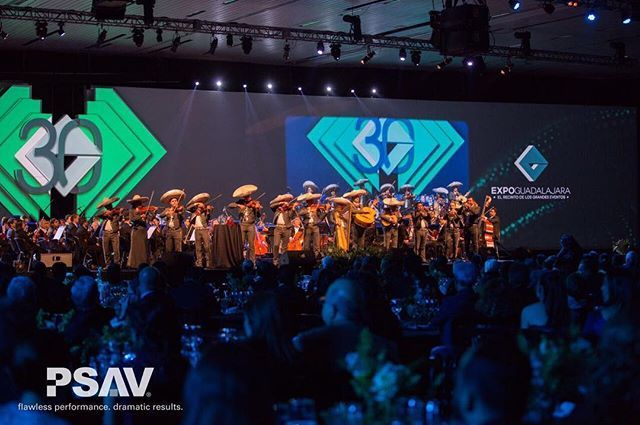 Our depth of local resources, including hospitality professionals, technical experts and extensive audiovisual inventory, turns good into spectacular with ingenuity and inspiration. When you select PSAV to manage backstage, the experience onstage will be extraordinary.  #psav #psavexpo #expoguadalajara #eventprofs #evedeso #eventdesignsource - posted by PSAV Expo Guadalajara https://www.instagram.com/psavexpo. See more Event Designs at http://Evedeso.com