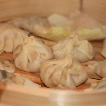 Ravioli Cinesi Vegetariani