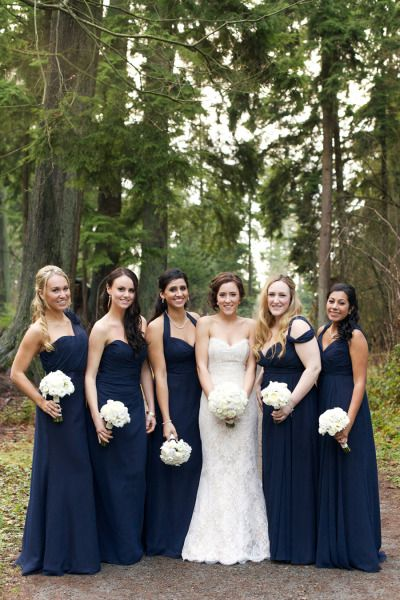 Sparkly Gold Winter Wedding At Brix Restaurant Bridesmaid Style Pinterest And Dresses
