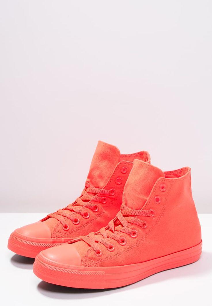 Heren Converse CHUCK TAYLOR ALL STAR - Sneakers hoog - bright crimson Rood: 69,95 € Bij Zalando (op 23/04/16). Gratis verzending & retournering, geen minimum bestelwaarde en 100 dagen retourrecht!