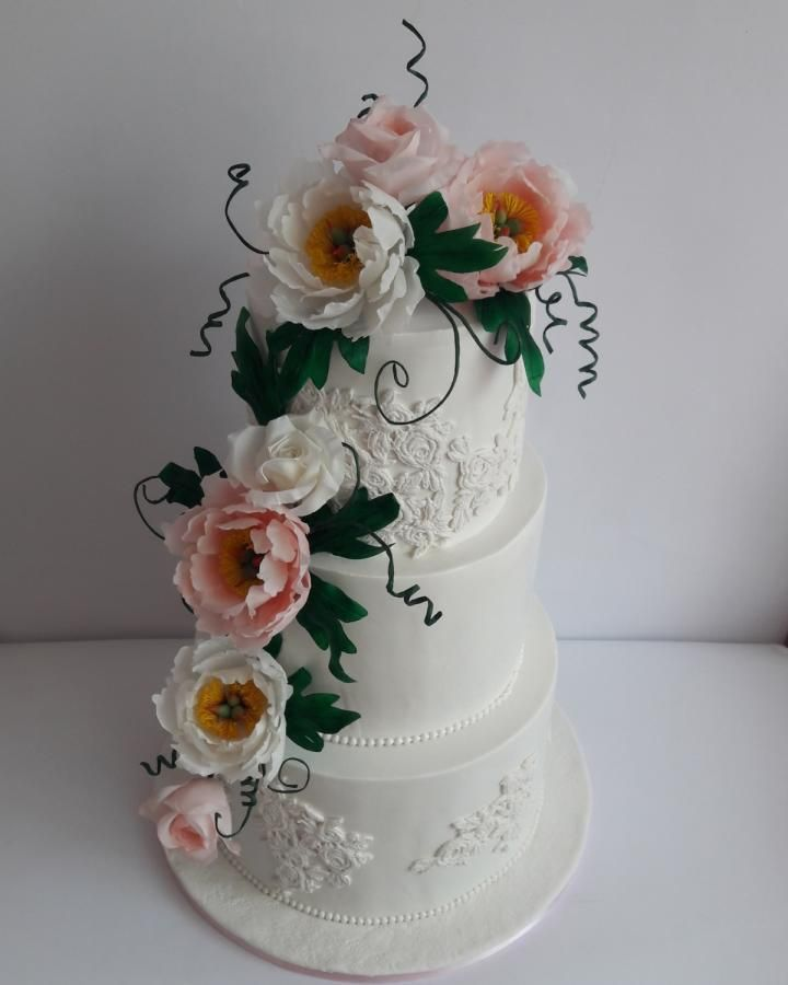 Wedding Cake Inspiration Ideas: 45917 Best Cakes & Cake Decorating