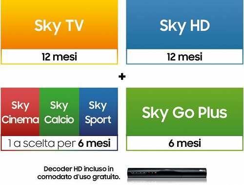 Cellulari: #Acquistando #Galaxy #A3 Galaxy A5 o Galaxy Tab S3 Samsung regala 12 mesi di Sky TV (link: http://ift.tt/2njtt9o )