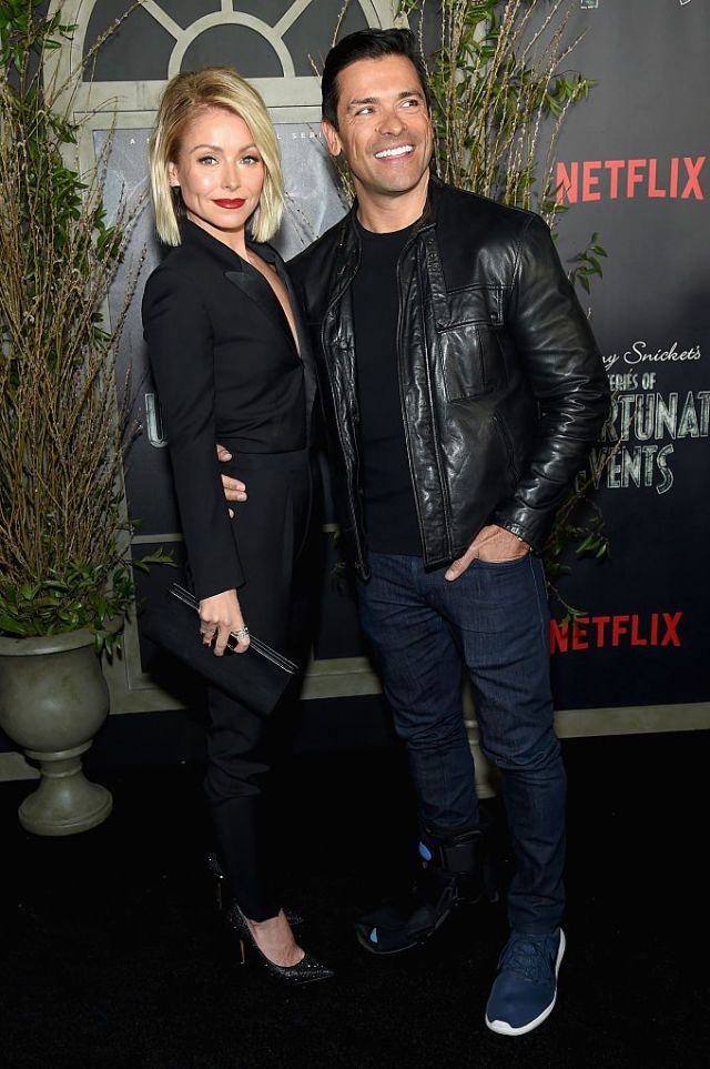 Kelly Ripa and Mark Consuelos's Love Story Is Better Than Any Rom-Com