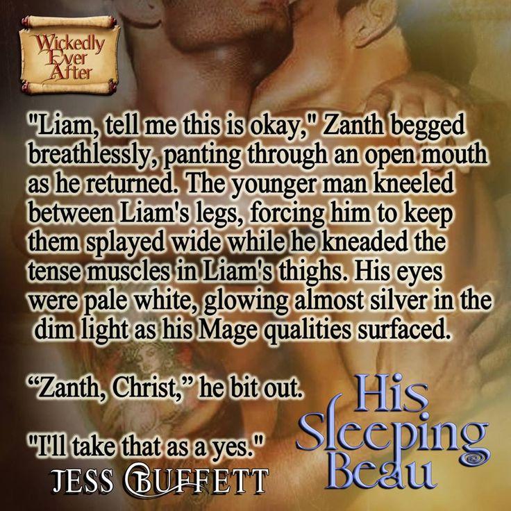 His Sleeping Beau (Wickedly Ever After Book 2) by Jess Buffett Author  Amazon: http://www.amazon.com/dp/B00MZBSR7U B&N: http://www.barnesandnoble.com/w/his-sleeping-beau-jess-buffett/1120204721 Kobo: http://store.kobobooks.com/en-US/ebook/his-sleeping-beau ITunes: https://itunes.apple.com/us/book/his-sleeping-beau/id912405090?mt=11