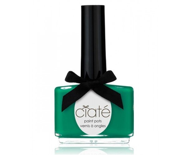 Ciaté Ditch The Heels #emerald #smaragdgrøn #neglelak