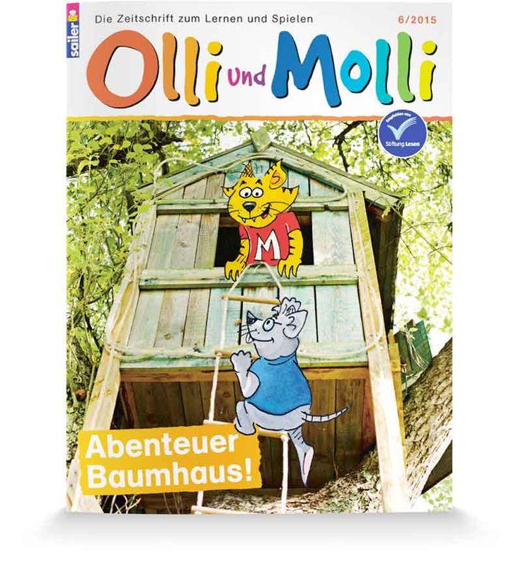 Für jedes Alter die passende Kinderzeitschrift: Jeden Monat aufs Neue Spiel, Spaß und Wissen. Von der Stiftung Lesen empfohlen und von Kindern geliebt ...
