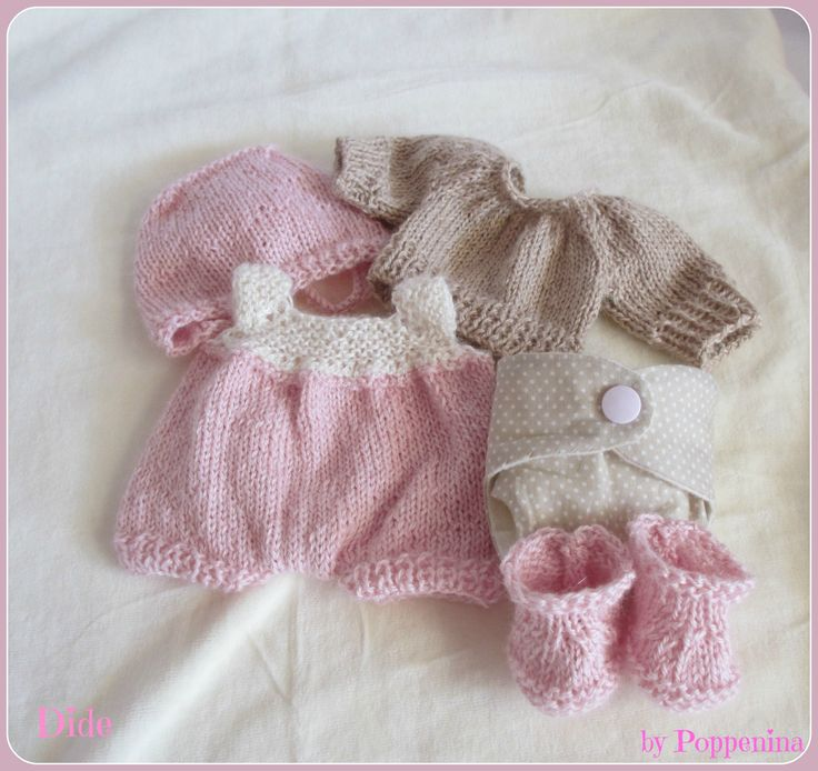 clothes for Dide, soft alpaca with silk..