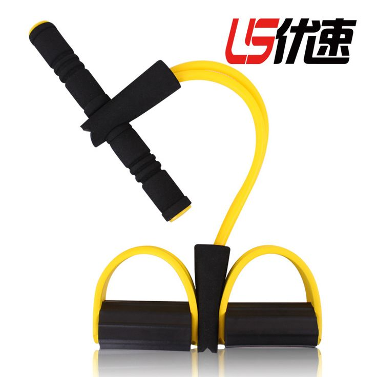 Pedal chest slimming pull rope abdominal fitness equipment department trainer stovepipe waist UPS