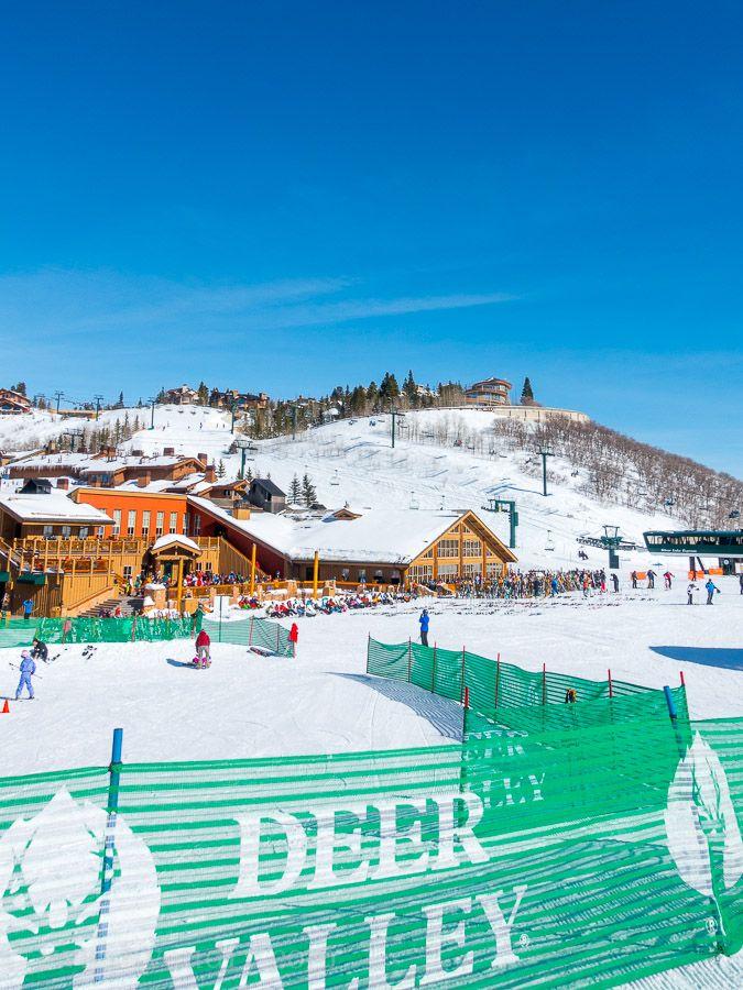 Deer Valley Ski Resort via @iwashyoudry