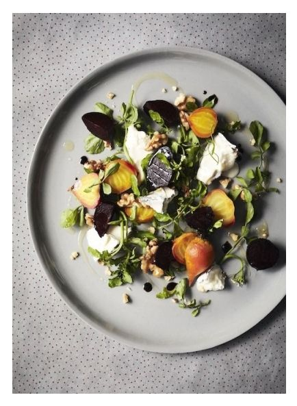 Autumn Salad / Photo Credit: Sharyn Cairns. Styling by Deb Kaloper.