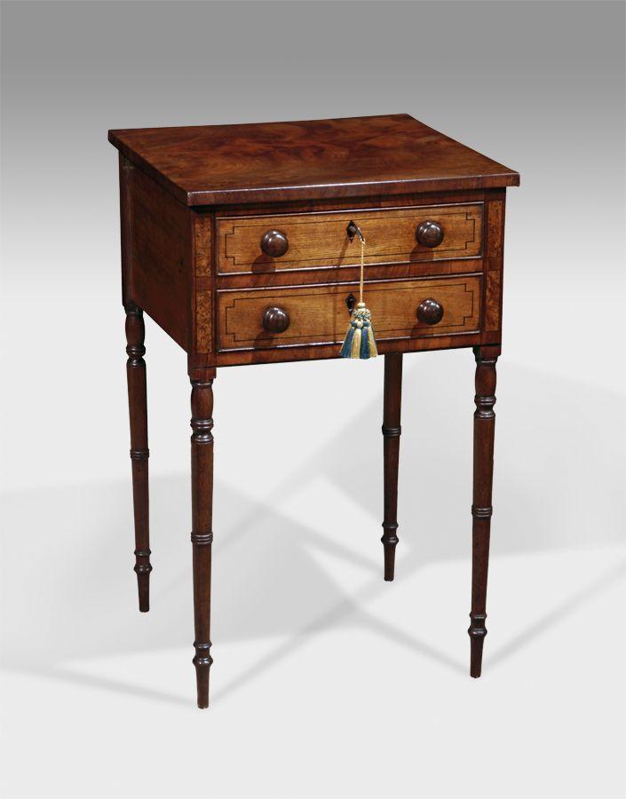 November 17 Antique work table 559