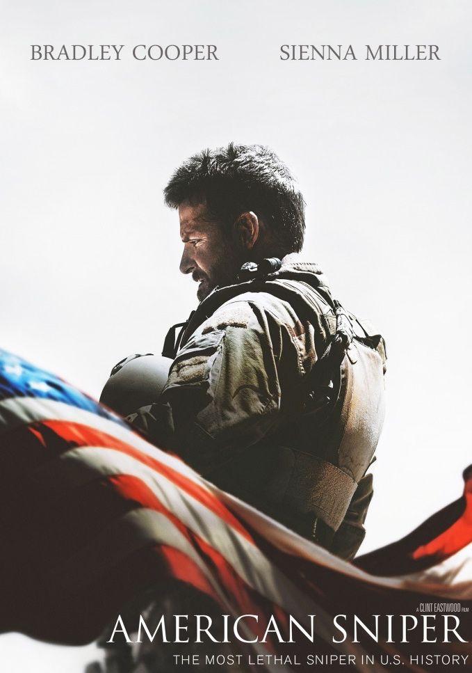DVD | Americký sniper Své muže neopouští, s přesností chirurga a prstem na spoušti rozhoduje o životě a smrti.