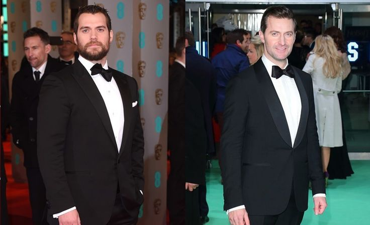 Who should be the next James Bond? Richard Armitage. 52 percent of voters agree with me.
